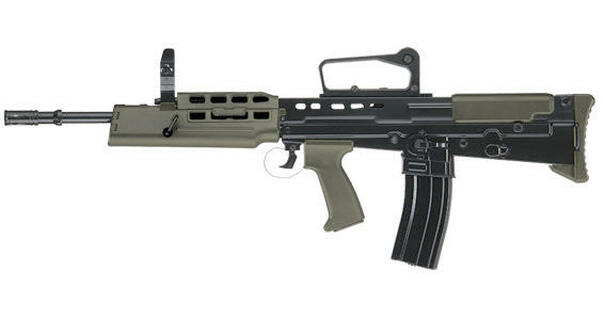 ICS L85 A2 Electric Airsoft Rifle