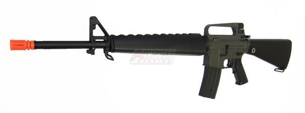 JG M16A1 AEG Electric Airsoft Rifle JG6618