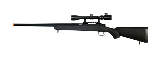 JG BAR-10 Bolt Action Airsoft Sniper Rifle with 3-9x40 Scope