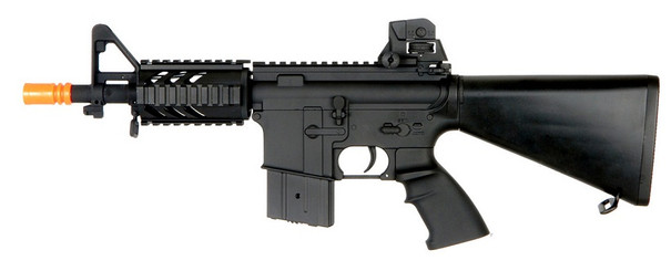 AGM M4 Stubby Killer CQB RIS Full Metal Airsoft Rifle