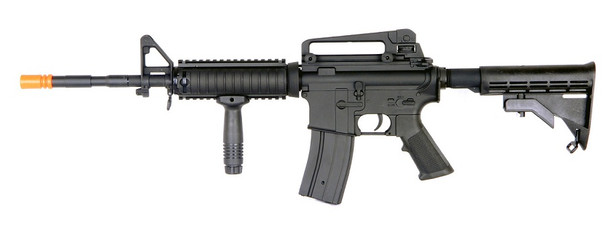 AGM Full Metal M4A1 RIS Carbine AEG Airsoft Gun