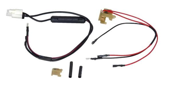 JG Standard Wiring Set For M16 Rear, Large Tamiya Plug