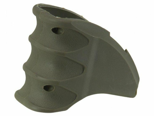 Bravo Tactical Mag Well Grip, OD Green