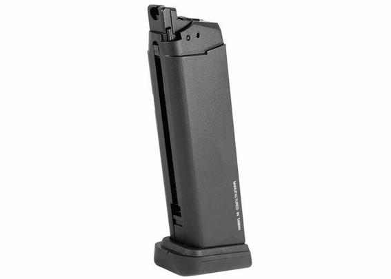 KWA Gas Magazine, Fits KWA ATP Adaptive Training GBB Airsoft Pistol, 23 Rds