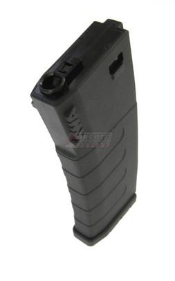 KWA K120 Polymer Midcap Magazine for M4 / M16 Series Airsoft AEG Rifles