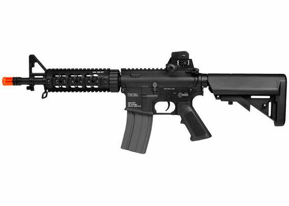 KWA KM4 SR7 DEVGRU RIS Full Metal Airsoft Rifle
