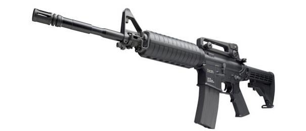 KWA LM4 PTR Gas Blowback M4 Airsoft Professional Training Rifle