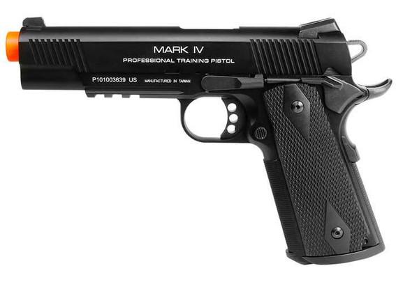 KWA M1911 MK IV PTP Gas Blowback NS2 Airsoft Pistol