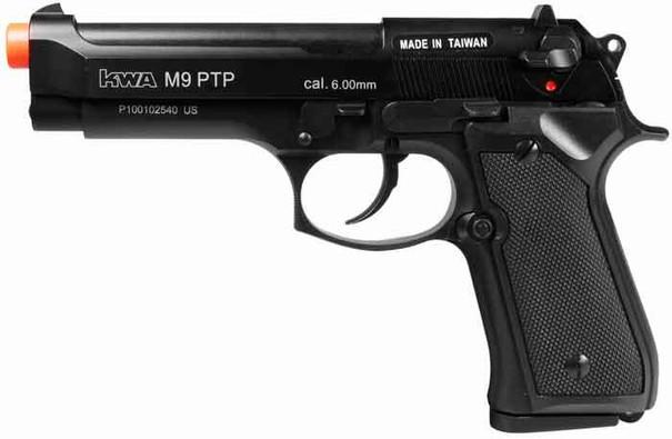 KWA M9 PTP Metal Gas Blowback Pistol