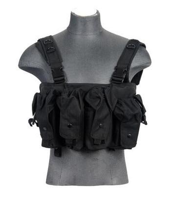 Lancer Tactical AK Chest Rig, Black