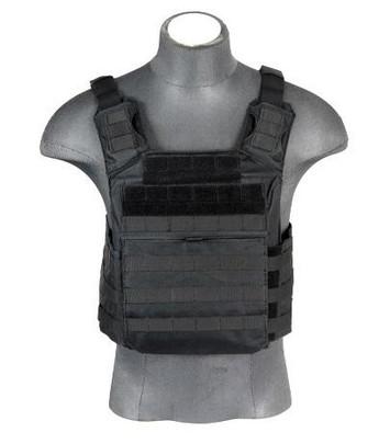 Lancer Tactical Speed Attack Plate Carrier, Black