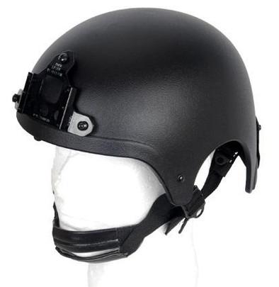 Lancer Tactical IBH Helmet - Black