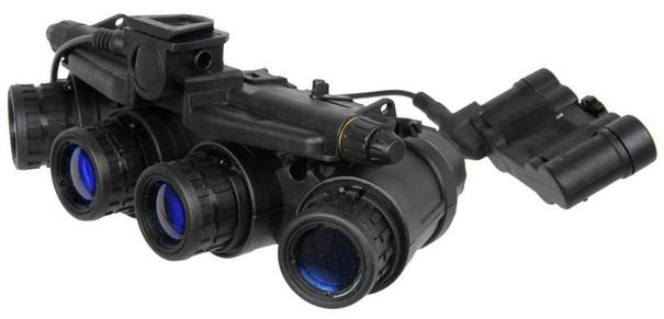 Lancer Tactical Mock GPNVG-18 - Black