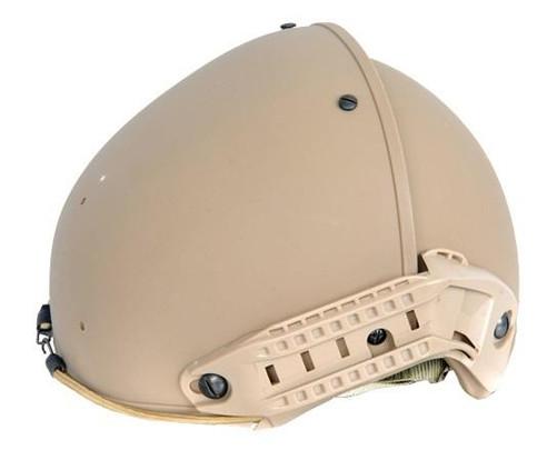 Lancer Tactical CP AF Helmet, Dark Earth