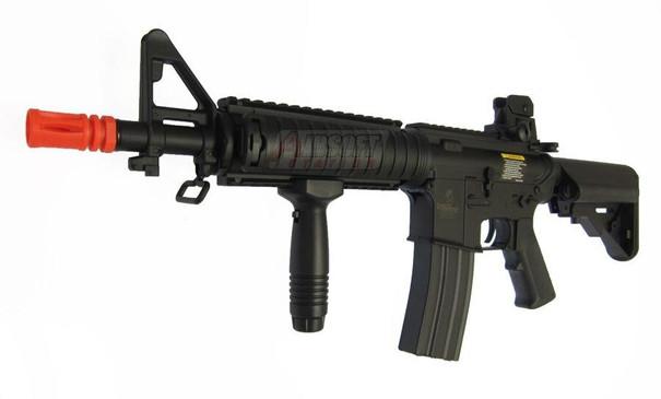 Lancer Tactical M4 CQBR MK18 Combat Ready RIS AEG