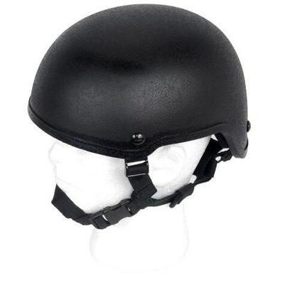 Lancer Tactical MICH 2001 Tactical Helmet, Black