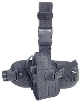 Leapers Special Operations Universal Tactical Black Leg Holster Left Handed