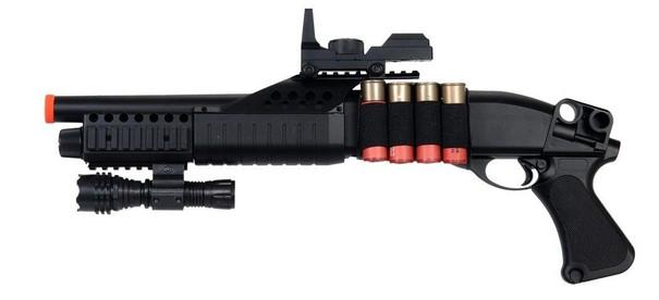 M180A2 Tactical Pump Action Airsoft Shotgun
