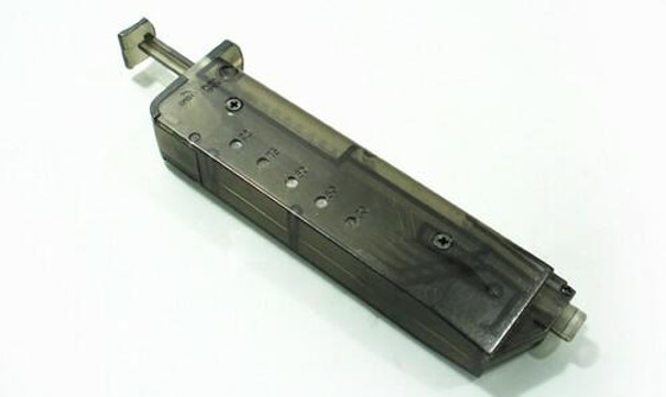 Airsoft Magazine Shaped Speed Loader, 90 Rounds