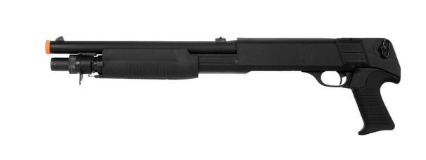 Double Eagle M56B Multi-Shot Airsoft Shotgun