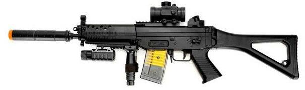M82 Electric Airsoft SIG 552 Rifle AEG