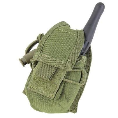MA56 Hand-Held Radio Pouch, OD Green