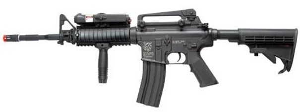 ICS-22 PCR-97 M4 RIS AEG - Retractable Stock
