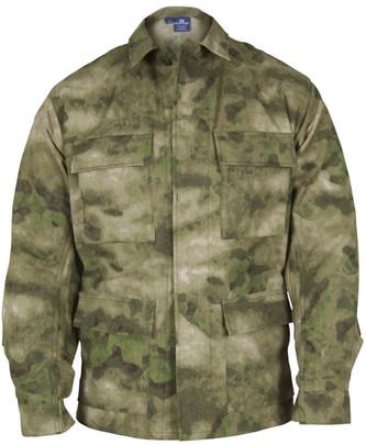 Propper BDU 4-Pocket Coat, 65/35 Ripstop, ATACS FG