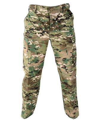 Propper BDU Trouser, 65/35 Ripstop, MultiCam, Button Fly