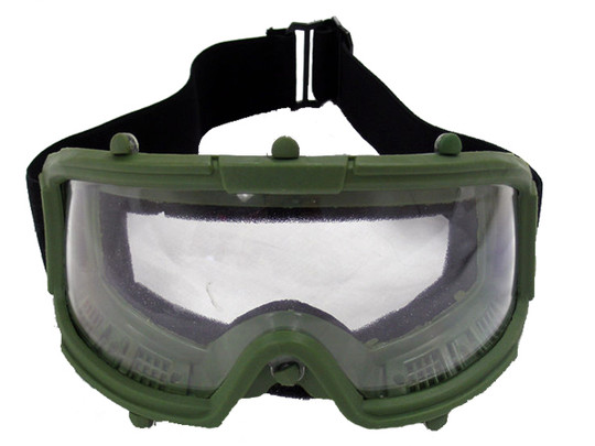 Airsoft Protective Goggles, Green