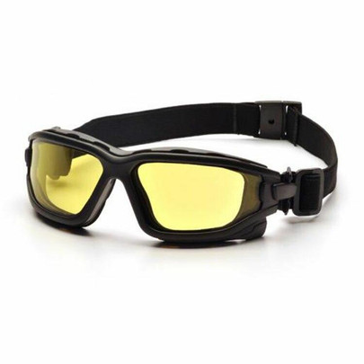 Pyramex I-Force Airsoft Goggles, Amber Lens
