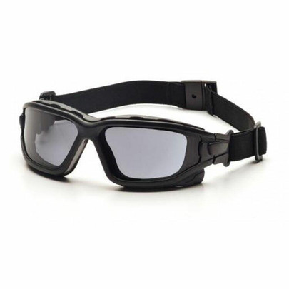 Pyramex I-Force Airsoft Goggles, Gray Lens
