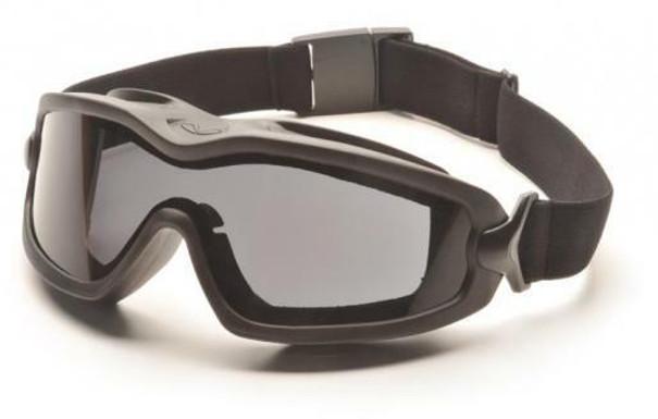 Pyramex V2G Plus Full Seal Safety Goggles, Gray Lens