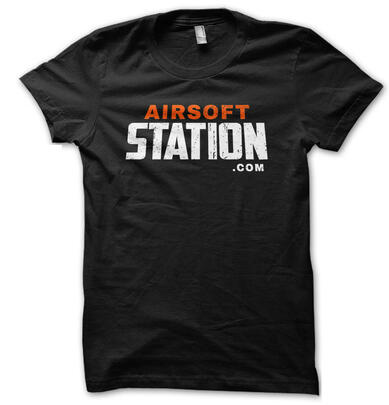 Airsoft Station Generation 2 T-Shirt, Black