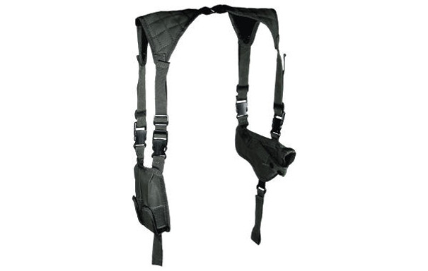 Leapers Deluxe Universal Horizontal Shoulder Holster