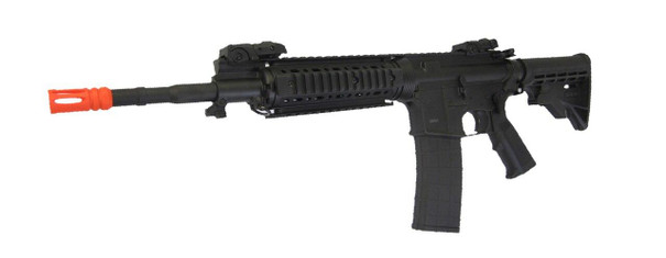 Tippmann M4 Carbine Blowback Airsoft Rifle, CO2 and HPA Compatible