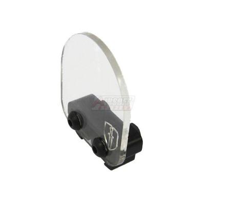 Tactical Crusader Shield for Optics