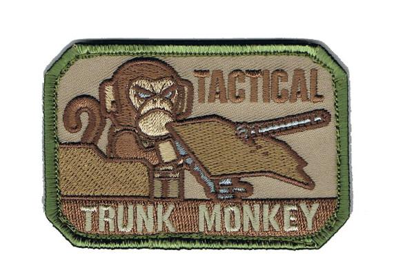 Tactical Trunk Monkey Patch, MultiCam