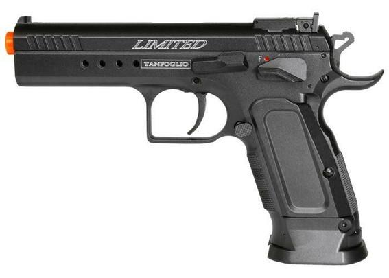 Tanfoglio Limited Custom CO2 Blowback Airsoft Pistol
