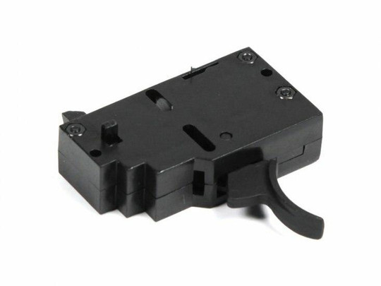 Trigger Group Assembly for Echo 1 ASR, TSD SD98, and Well MB13 Airsoft Sniper Rifles