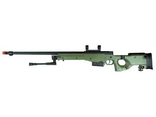 TSD G96 Gas Powered Bolt Action Sniper Rifle, Green