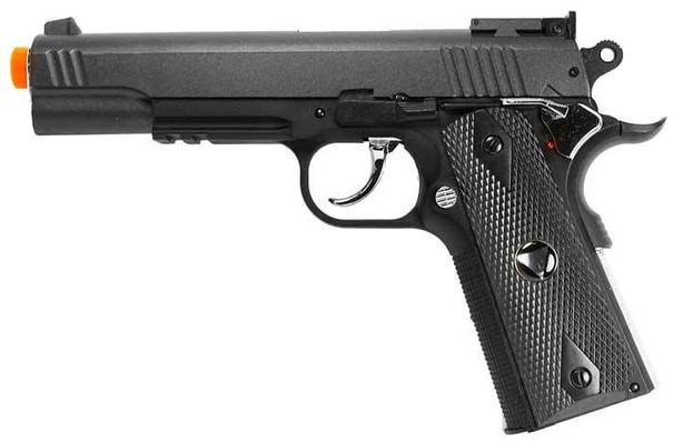 TSD Sports M1911 Tac Pistol Heavy Weight, Black