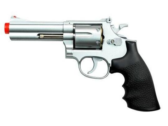 TSD Sports Spring Revolver - 4 Barrel Airsoft Pistol