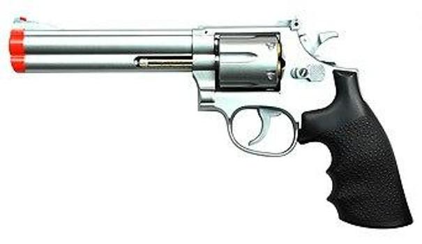 TSD Sports Spring Revolver - 6 Barrel Airsoft Pistol