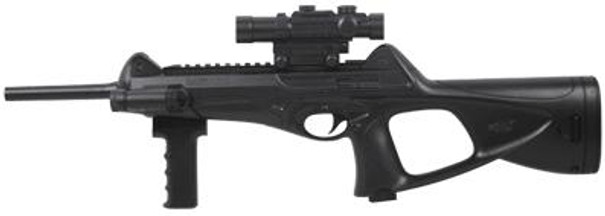 UK Arms M182 Spring Powered Airsoft Gun w/ Flashlight and Red Dot Sight