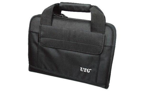 UTG Deluxe Single Pistol Carry Case, Black