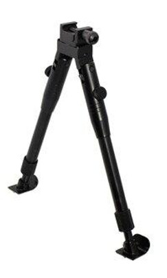 UTG Low-Profile Deluxe Universal Picatinny and Swivel-Stud Bipod