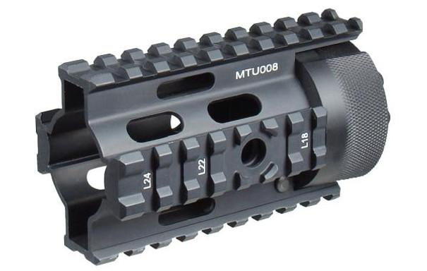 UTG PRO AR Pistol 4 Free Float Quad Rail System