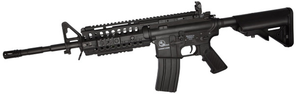 Armalite M15 w/ A.R.M.S. Licensed Selective Integrated Rail Proline Airsoft Rifle
