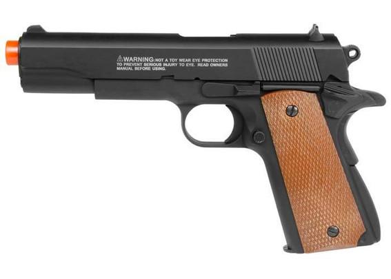 UTG Sport U988 1911 Spring Airsoft Metal Pistol by UTG